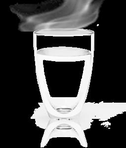 Heisswasser